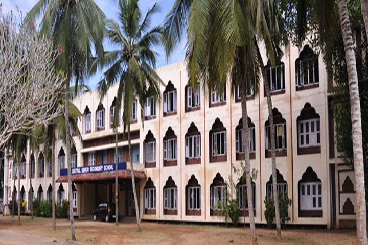 A J Central Senior Secondary School-Campusview