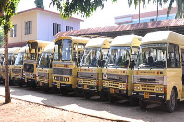 A J Central Senior Secondary School-Transport