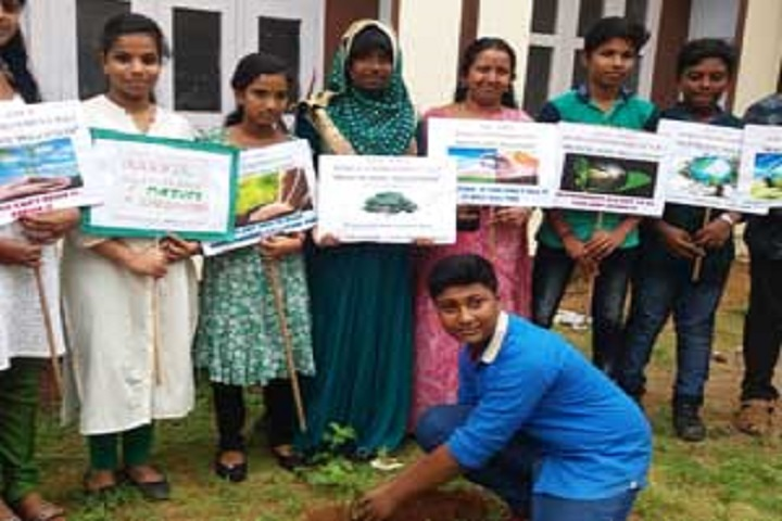 A J Central Senior Secondary School-World Environment Day