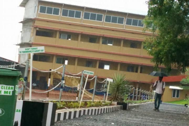 A J I Senior Secondary English School-Campusview