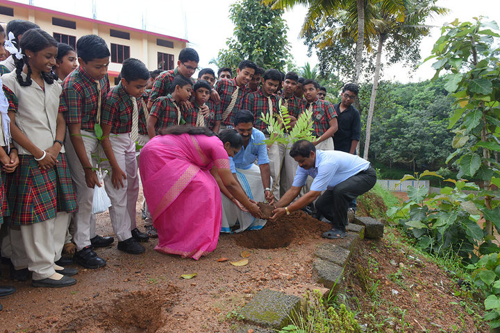 A G Public School-Haritha Haram