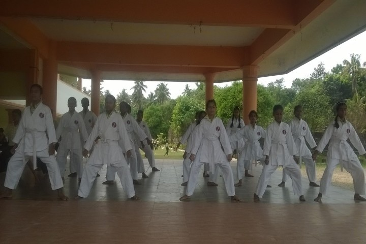Adam Public School-Karate