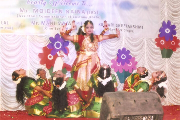 Adarsha Vidya Bhavan-Farewell
