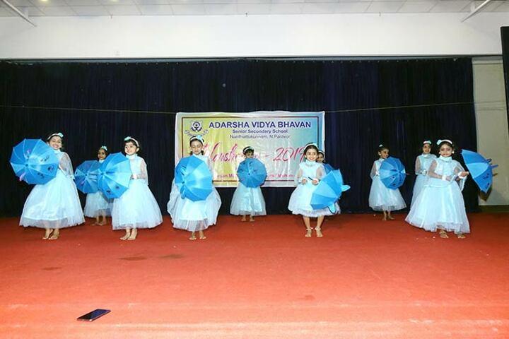 Adarsha Vidya Bhavan-Dance1