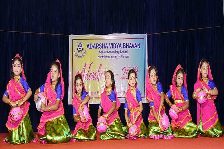 Adarsha Vidya Bhavan-Annual Day
