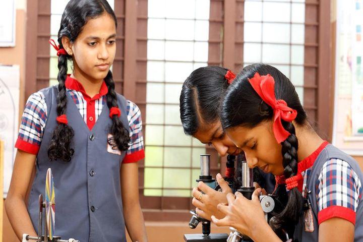 Adwaita Mission Public School-Physics Lab