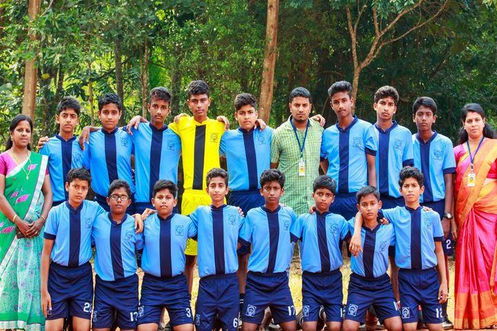 Adwaita Mission Public School-Sports