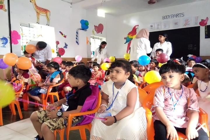 Aes Central School-Activity