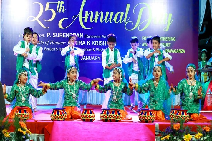 Aes Central School-Dance