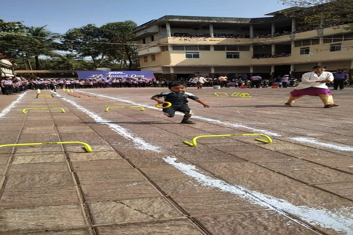 Aes Central School-Games