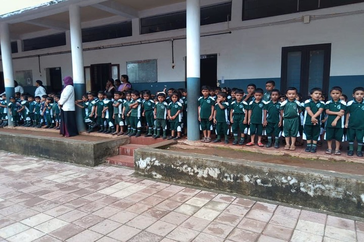 Aes Central School-Students