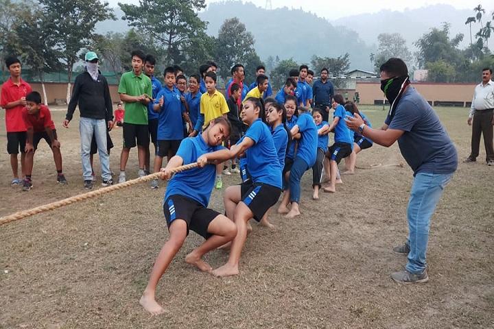 Kaziranga English Academy- Activities