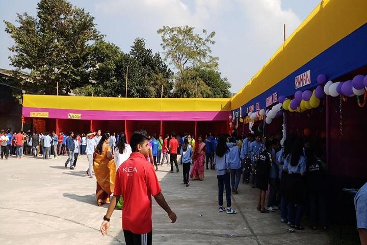 Kaziranga English Academy- Events stall