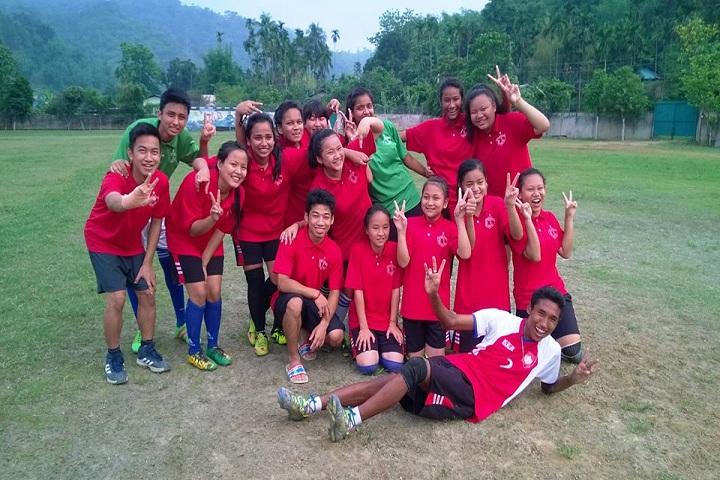 Kaziranga English Academy- Sports Teams