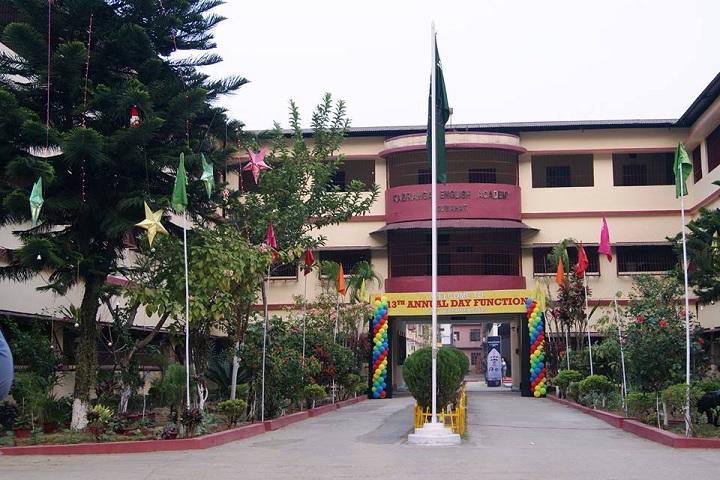 Kaziranga English Academy- School building