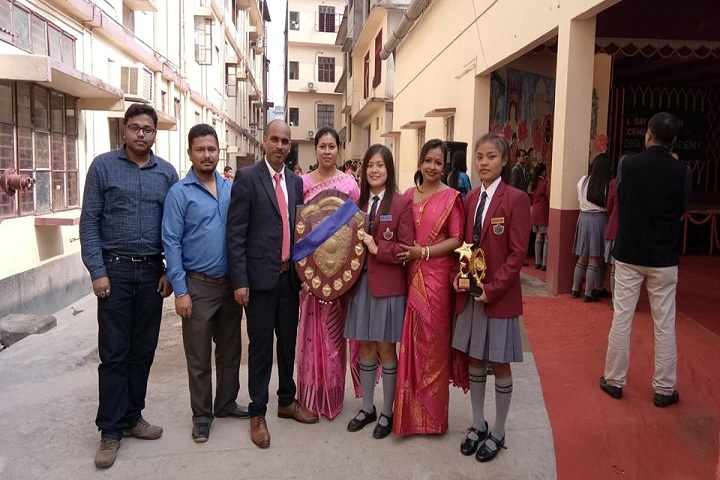 Kaziranga English Academy- prize Winners