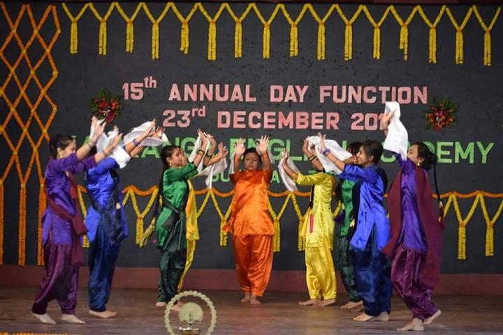 Kaziranga English Academy-Dance