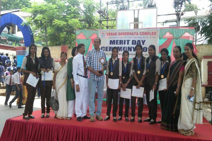 Aishwaraya Public School-Achievements