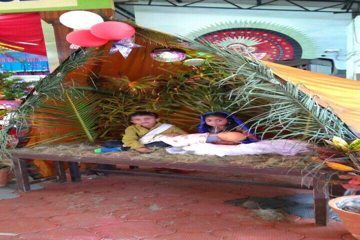 Aishwaraya Public School-Christmas