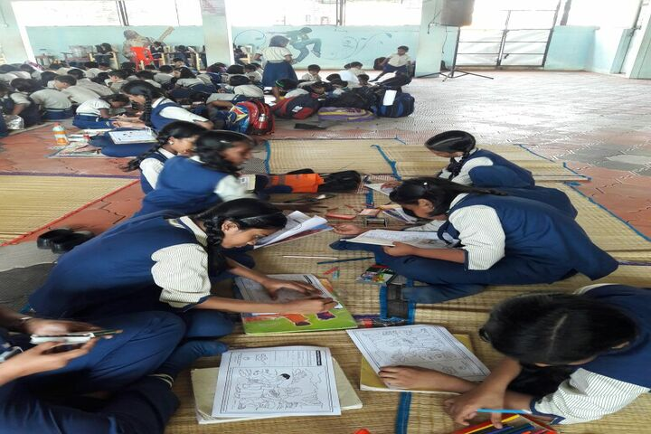 Aishwaraya Public School-Drawing