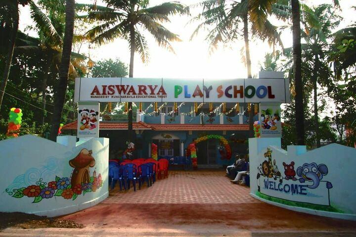 Aishwaraya Public School-Entrance