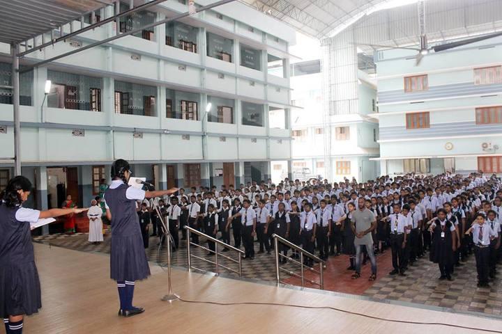 Akm Public School-Assembly