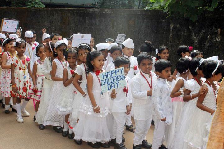 Akm Public School-Childrens Day