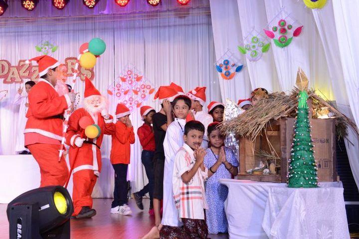 Akm Public School-Christmas Day