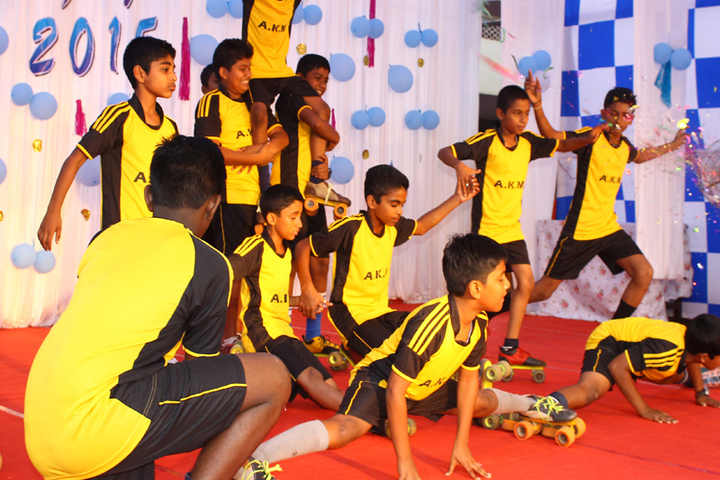 Akm Public School-Event