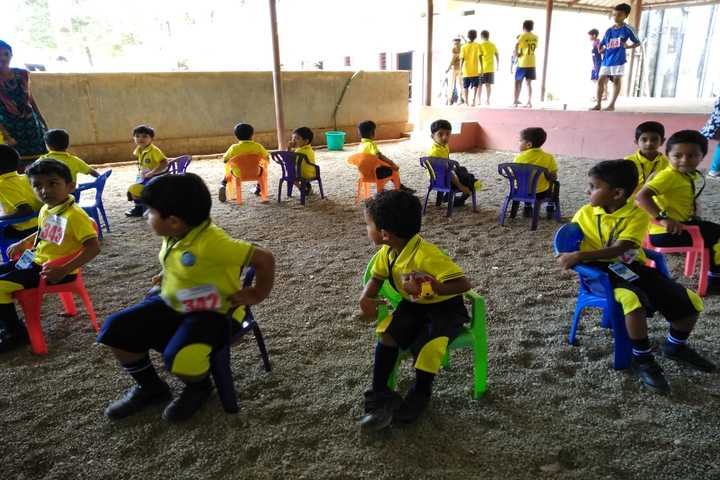 Al Ameen Central School-Games