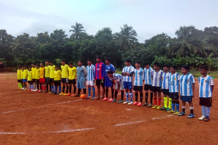 Al Ameen Central School-Sports