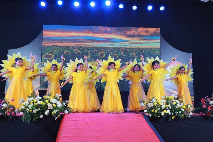 Al Ameen Central School-Dance
