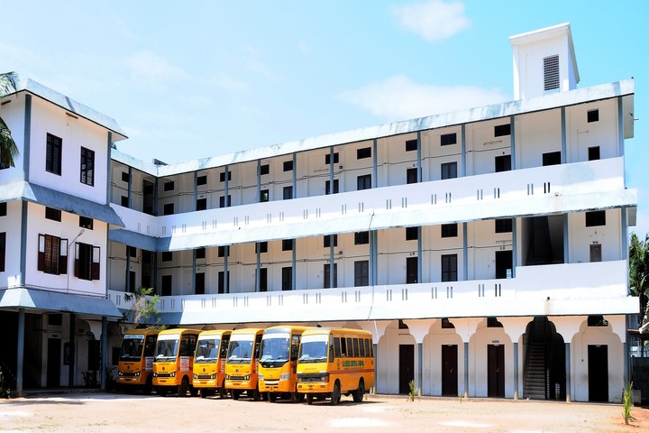 Al Ameen Central School-Campus view