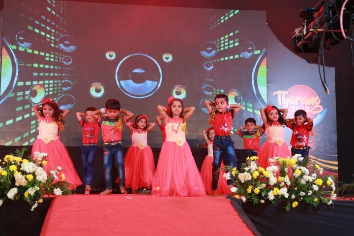 Al Ameen Central School-Kids Dance