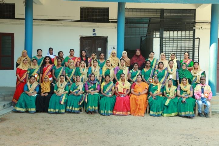 Al Ameen Central School-Teachers