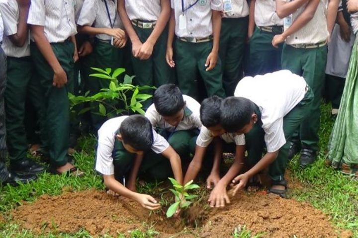 Al Ameen International Public School-Haritha Haram