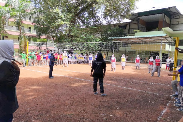 Al Ameen International Public School-Games