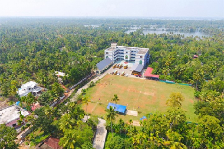 Al Ameen Public School-Campus View