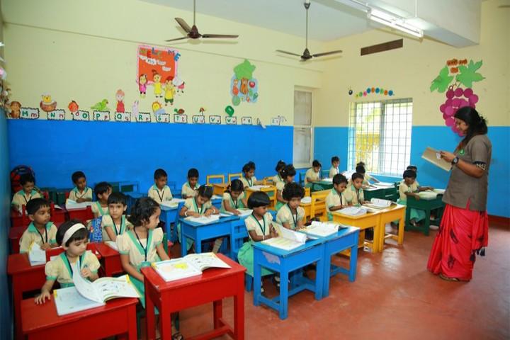 Al Ameen Public School-Classroom