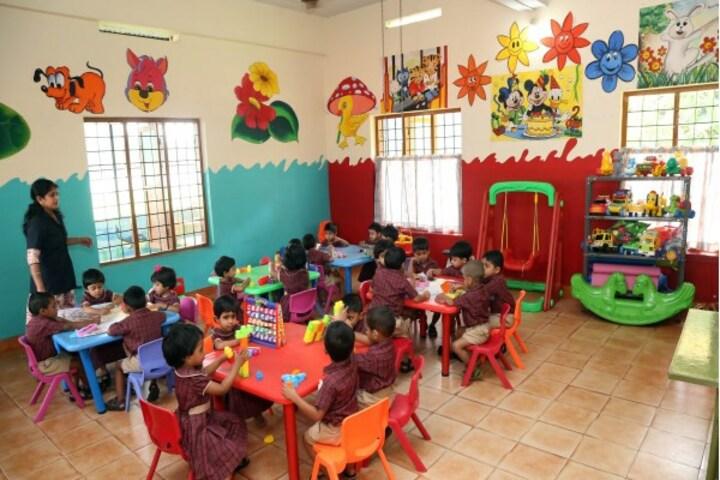 Al Ameen Public School-Playarrea
