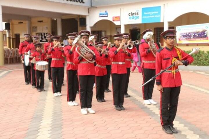 Al Ameen Public School-School Band
