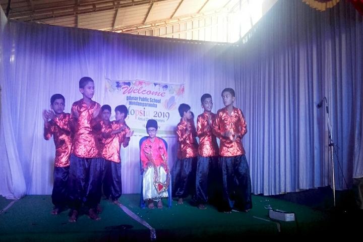 Al Ansar English Medium Public School-Event