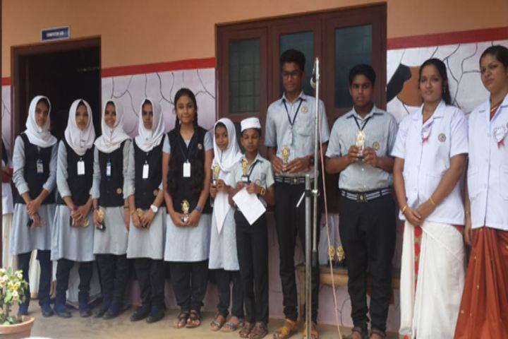 Al Badar Central School-Award