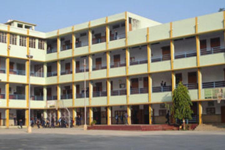 Al Badar Central School-Campus View