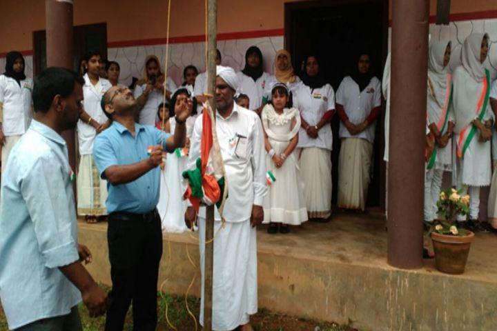 Al Badar Central School-Independence Day
