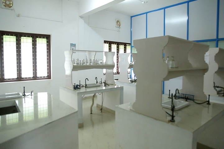 Al Falah English School-Chemistry Laboratory