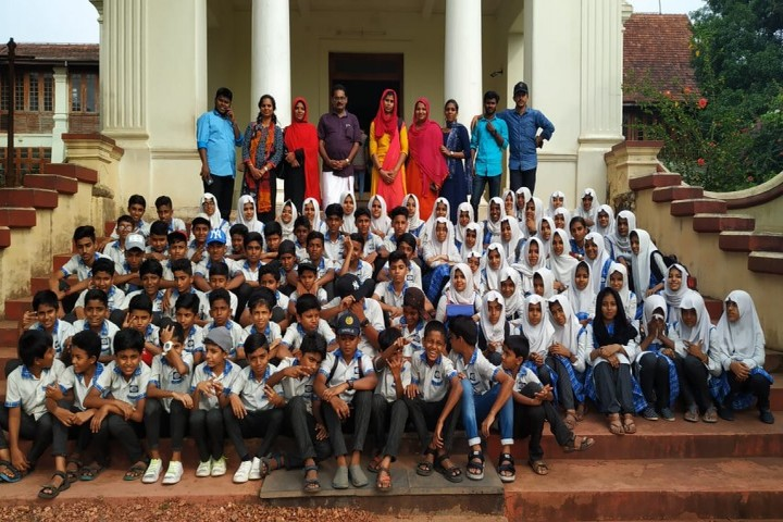 Al Falah English School-Tour