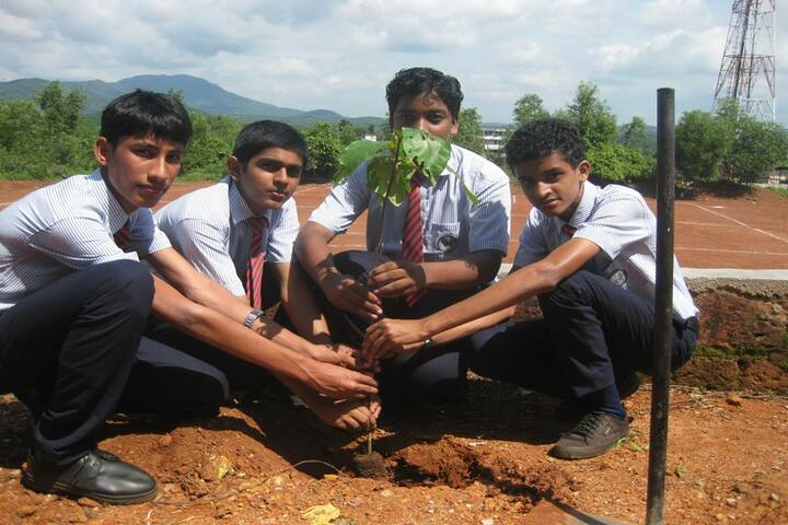 Al Fouz Jamia English School-Haritha Haram