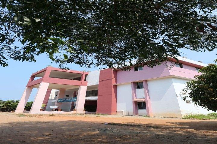 Al Haramain English School-Campus View