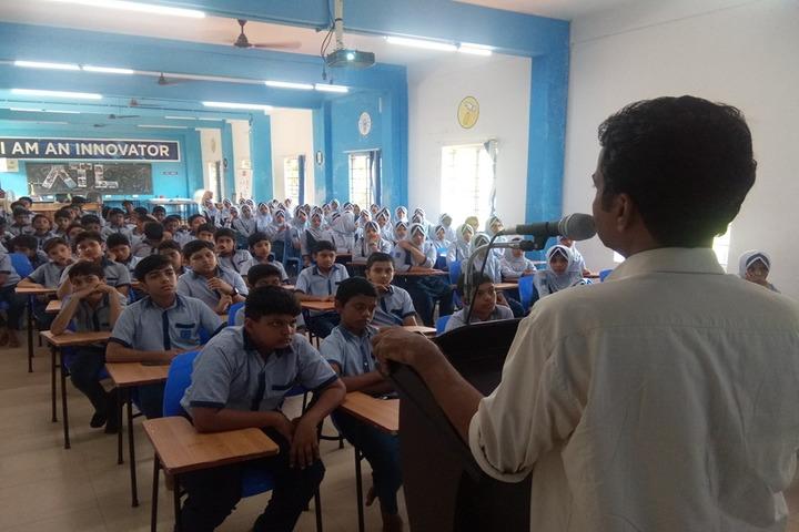 Al Haramain English School-Meeting